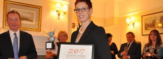 Tourism Awards for Penguin Travel