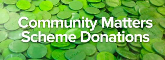 Community Matters Scheme