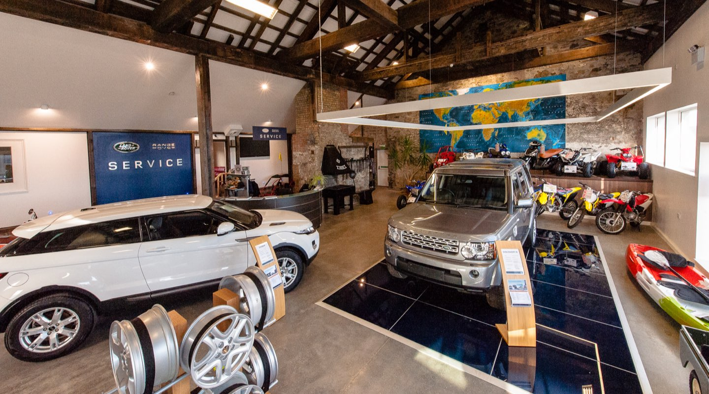 Falklands 4x4 Showroom