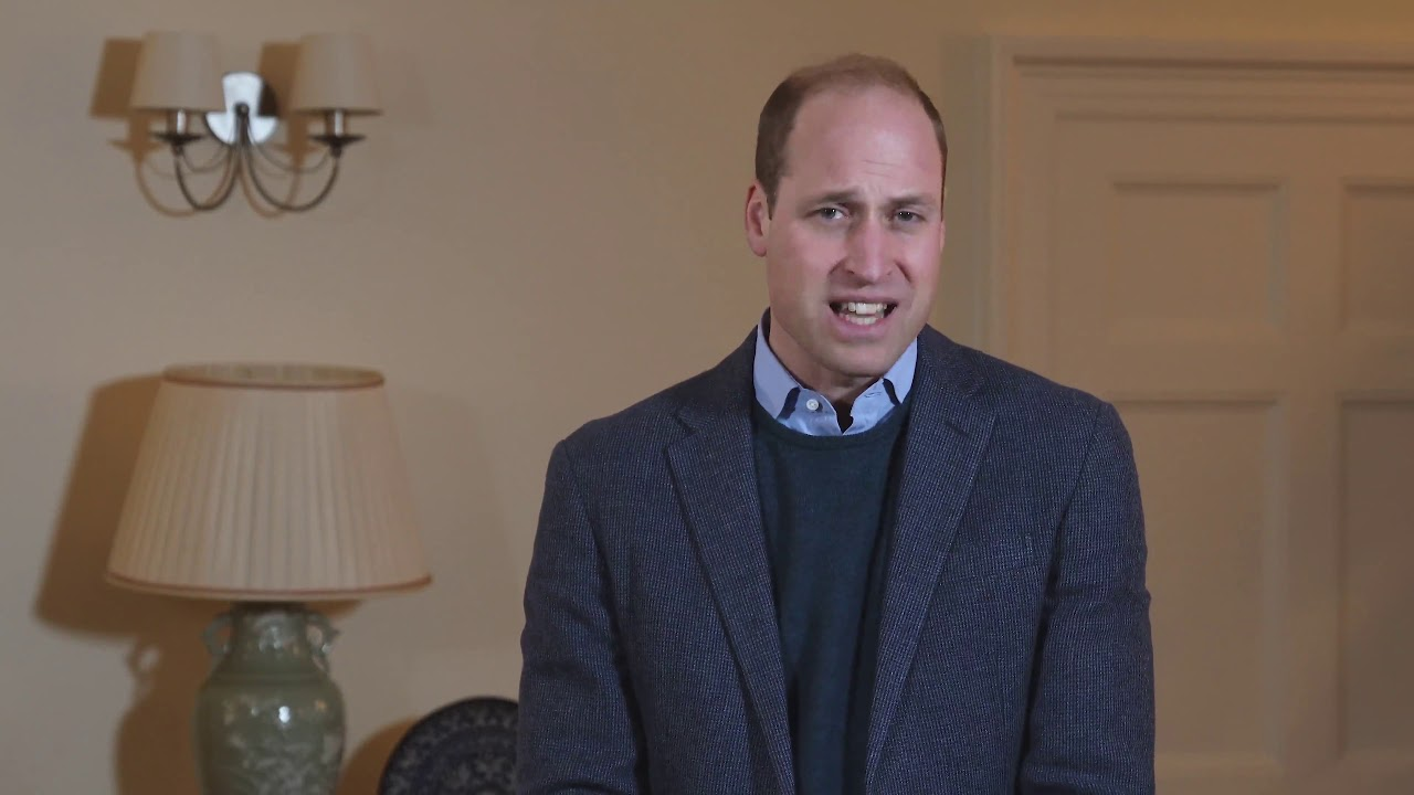 Message to the Falkland Islands from HRH The Duke of Cambridge