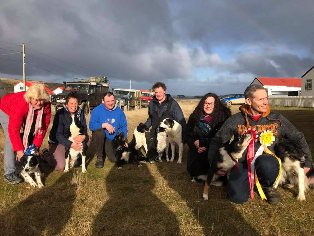 FIC Supports the 2021 Championship Dog Trials