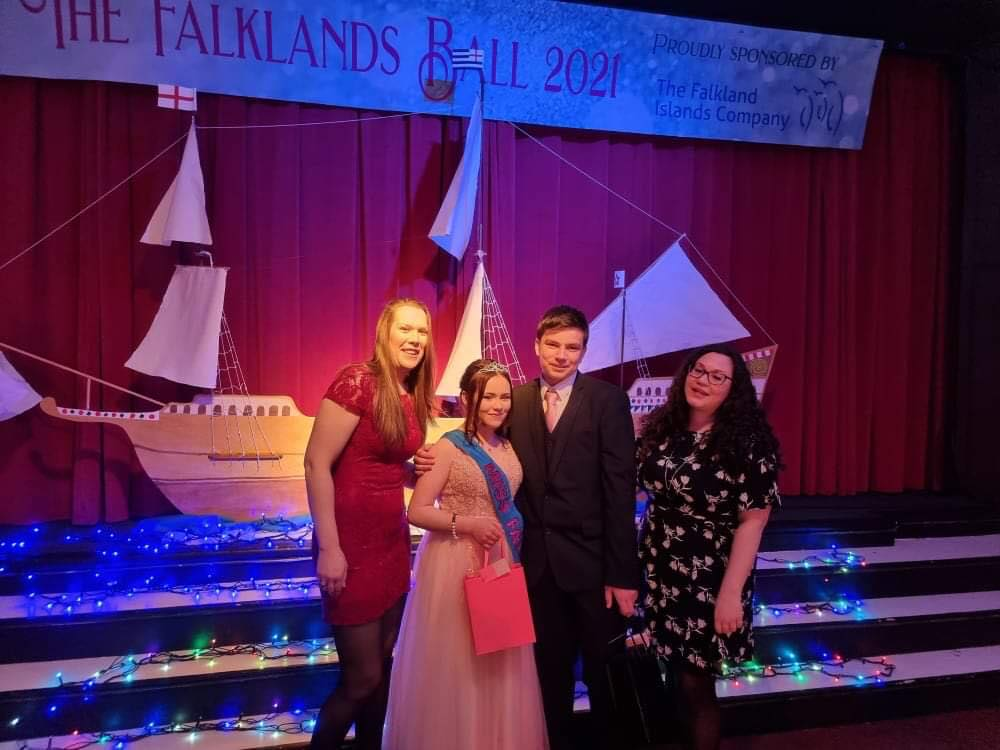 FIC Sponsors the Falklands Ball for 4th Consecutive Year